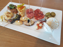 Tapas Dish at Networking Nights