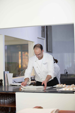 Chef Edgar Quesada