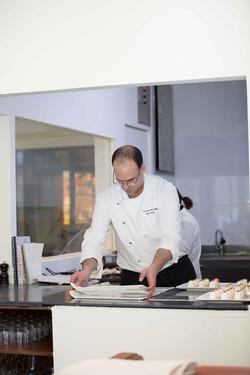 Chef Edgar Quesada