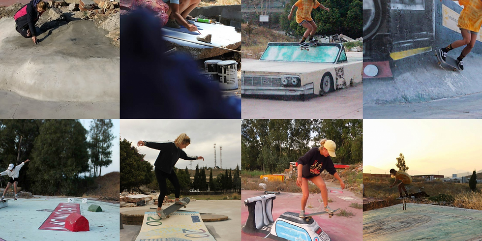 Designing a Great Skate Spot with Dinero DIY founders & Creators
