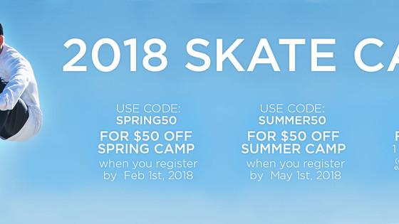 Spring Skate Camp
