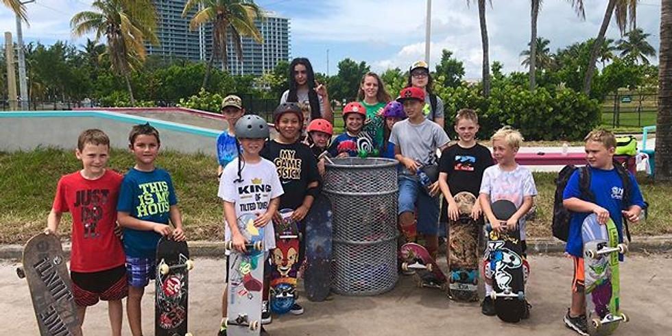Miami Skate Science @ Lot 11 Skatepark - Fall Session 2 - 1pm to 2:30pm