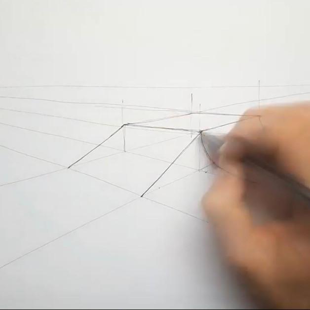 Intro to Architecture & Drafting through Skatepark Design