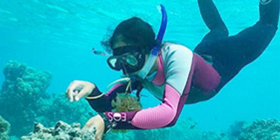 Explorer Classroom Presents Fisheries Management | Erina Molina