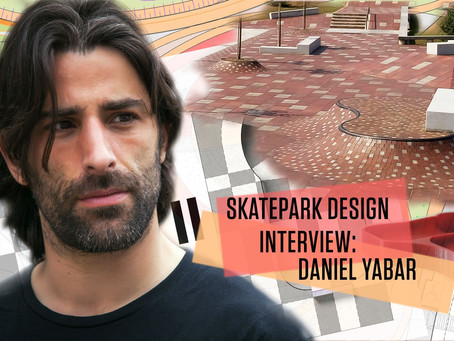 Skate Science  - Skatepark Design with Daniel Yabar
