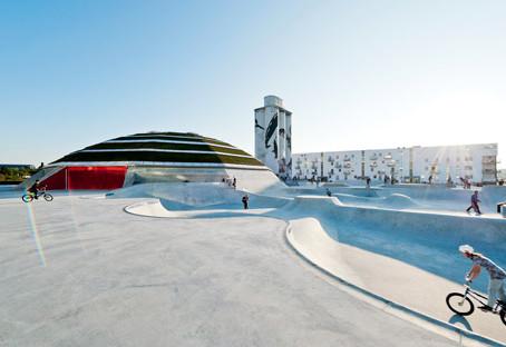 Skatepark Design - Streetdome Denmark