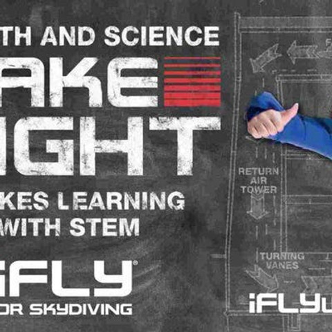STEM Day at iFly