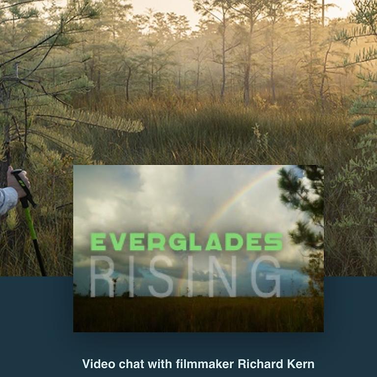 EVERGLADES RISING: Meet the filmmaker