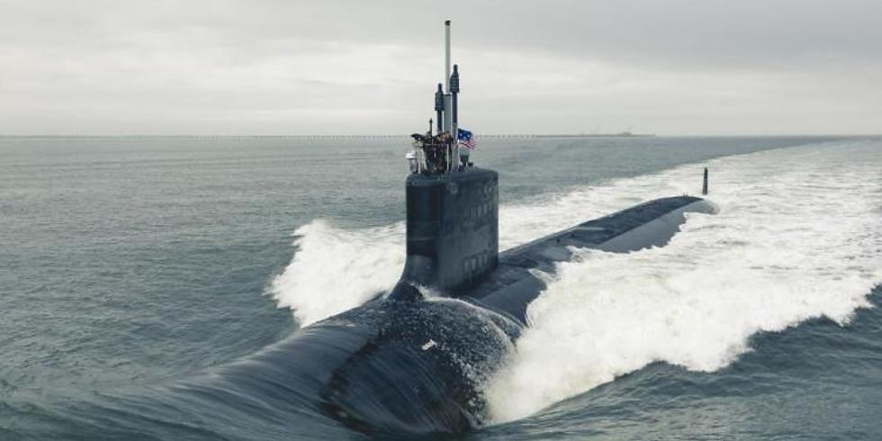SOLD OUT: Submarine Tour at Fleet Week