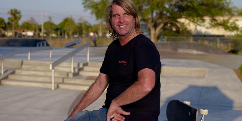 Virtual Career Day with Tim Payne of Team Pain Skateparks