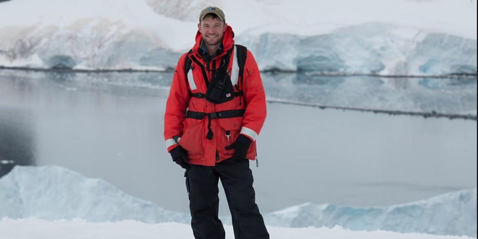 Nat Geo Presents: Glaciers   Ian Strachan (PreK - 2nd)