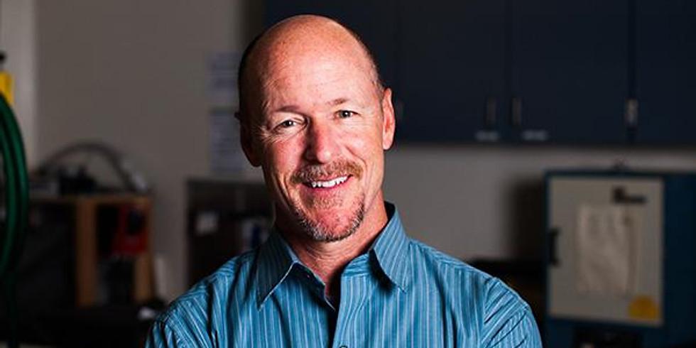Sharks4Kids Presents: White shark Nurseries with Dr. Chris Lowe
