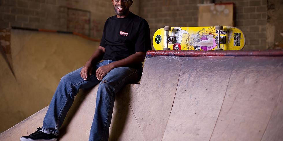 Virtual Career Day with Pro Skater & Musician Chuck Treece
