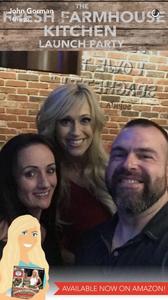 Leslie, Emily and John (Team Gorman)