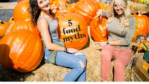 Five Food and Nutrition Myths