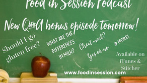 Q&A: #CSS Winner, Gluten, Dairy and Cheat/Treat Meals