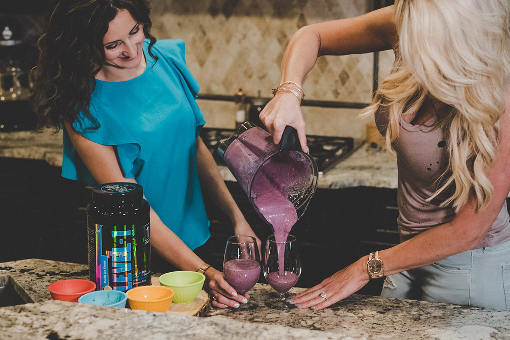 A good blender is a kitchen must-have!