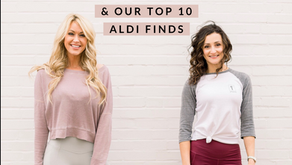 Our Aldi Top Ten and Money You Didn't Know You Were Spending