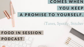 Why Success Comes When You Keep a Promise to Yourself