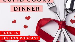 Cupid Cooks Dinner