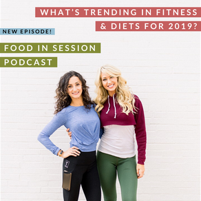 What's Trending in Fitness and Diet for 2019?