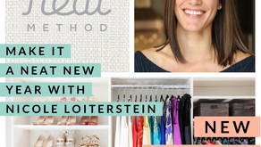 Make it a Neat New Year with Nicole Loiterstein