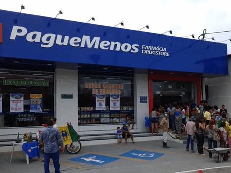 Pague Menos tem forte geração operacional de caixa no trimestre