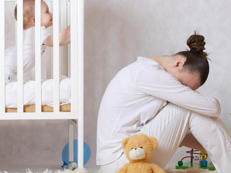 Entenda causas e complicações da depressão pós-parto