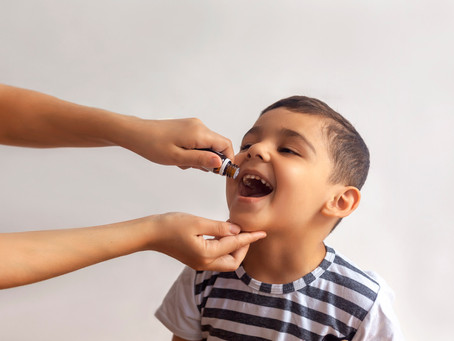Medicamentos mais prescritos para crianças