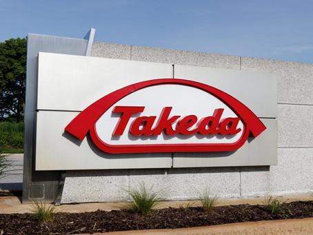 Takeda está concluindo venda de ativos e EMS é favorita