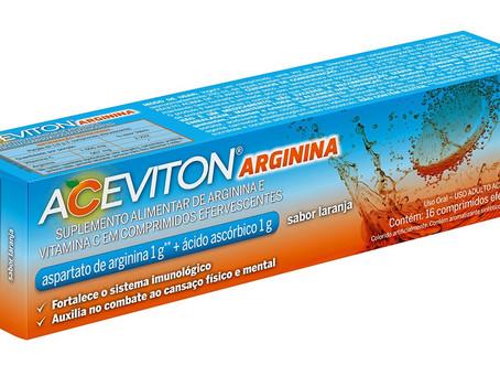 Cimed amplia a família de vitaminas C com Aceviton Arginina e Aceviton Zinco