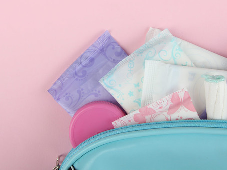 As dúvidas mais comuns na compra de absorventes