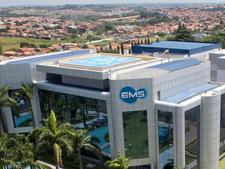 EMS lançará quatro medicamentos até 2020