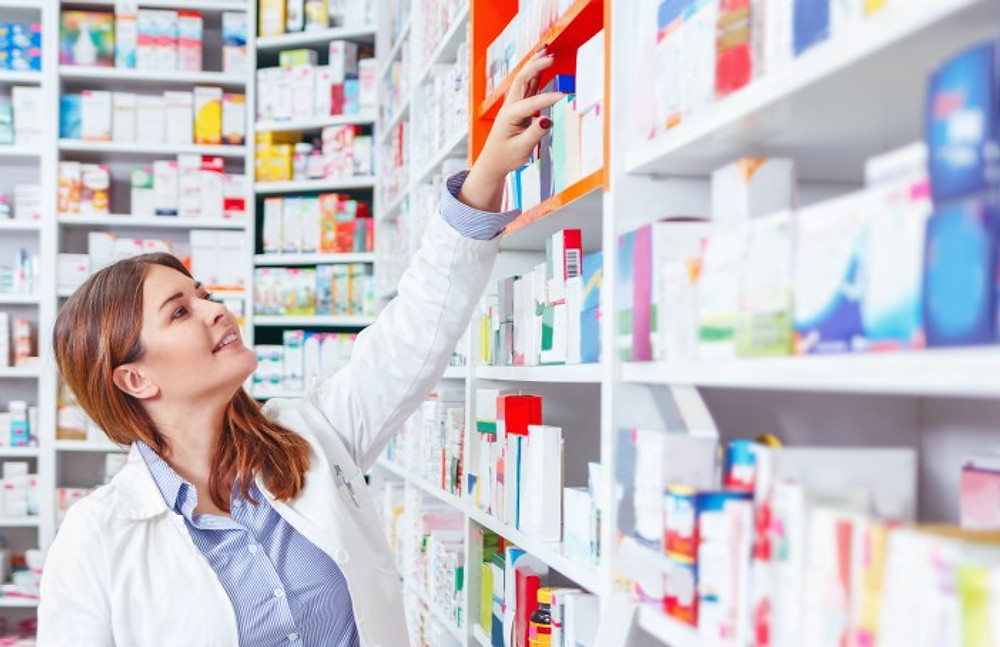 atendente de farmácia salário