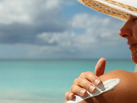 Cinco erros mais frequentes na proteção contra os raios UV