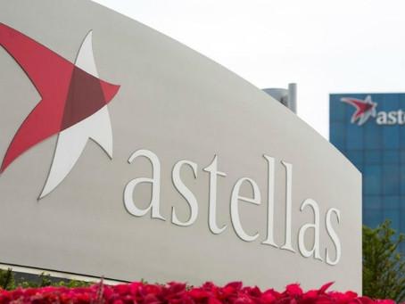 Astellas Farma Brasil é reconhecida com a melhor imagem corporativa em urologia