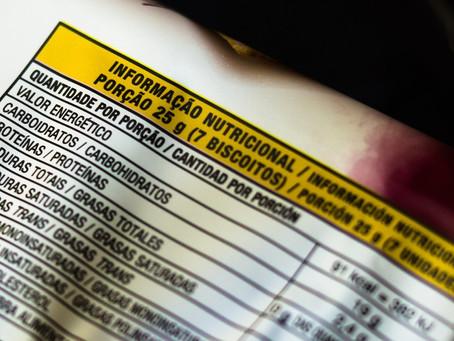 Rotulagem nutricional: prazo para votação vai até dia 9 de dezembro
