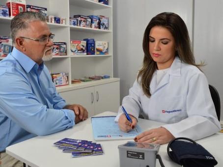 Clinic Farma, da Pague Menos, atende 170 mil pessoas por mês