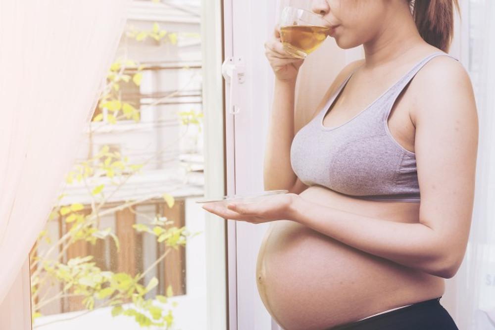 analgésicos naturais para grávidas