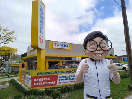 Nissei inaugura farmácia na Avenida Wenceslau Bráz