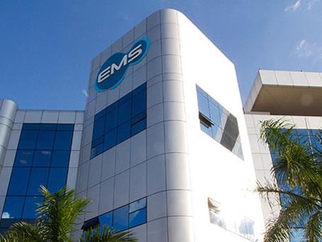 """EMS é a indústria farmacêutica mais lembrada na pesquisa """"Marcas de Sucesso"""""""