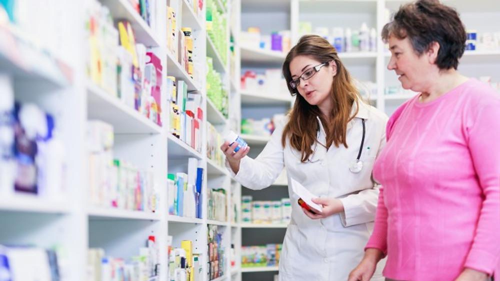 atendente de farmácia perfil