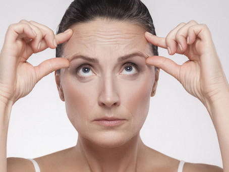 Estresse e ansiedade favorecem o aparecimento de rugas e outros problemas de pele