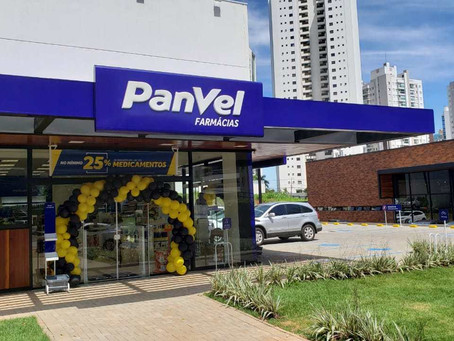 Londrina ganha sexta loja Panvel
