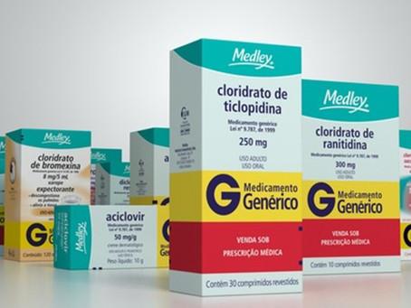 Medley anuncia recall de medicamento