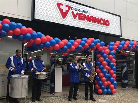 Drogaria Venancio inaugura sexta loja em Niterói com conceito inovador