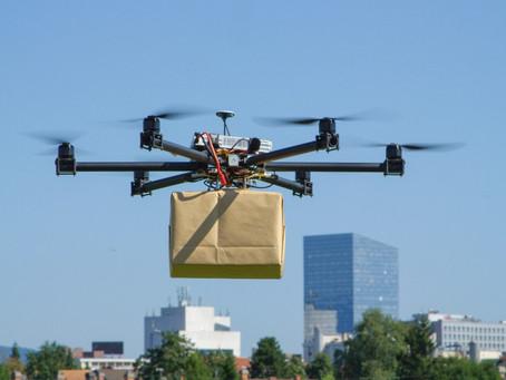 Novartis e RD simulam primeira entrega de medicamentos por drones