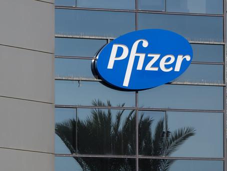 Pfizer se aproxima de acordo para combinar negócios de remédios sem patente