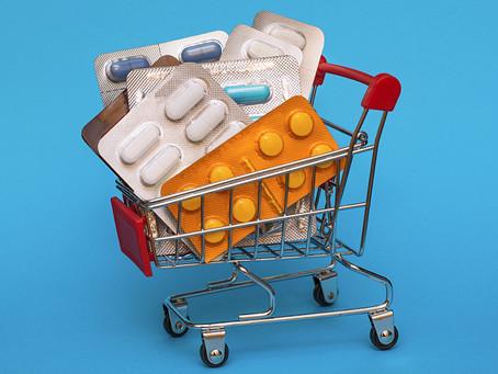 IQVIA aponta os dez medicamentos de prescrição mais vendidos no Brasil