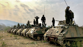 US Army sees largest deployment since Vietnam